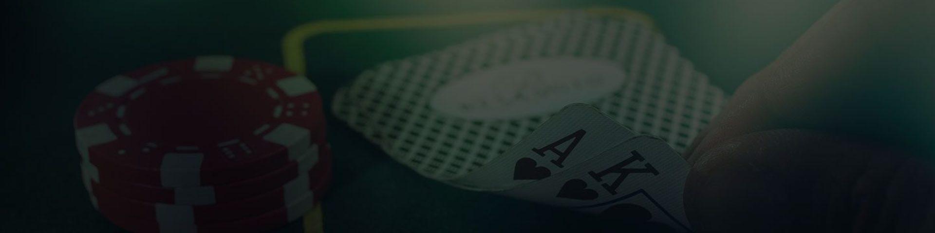 Kasper spelar casino
